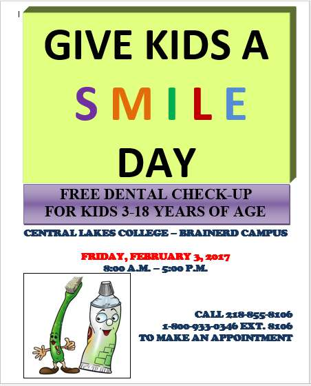 Give Kids A Smile Wishes