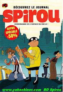 Découvrez le journal Spirou, 2018