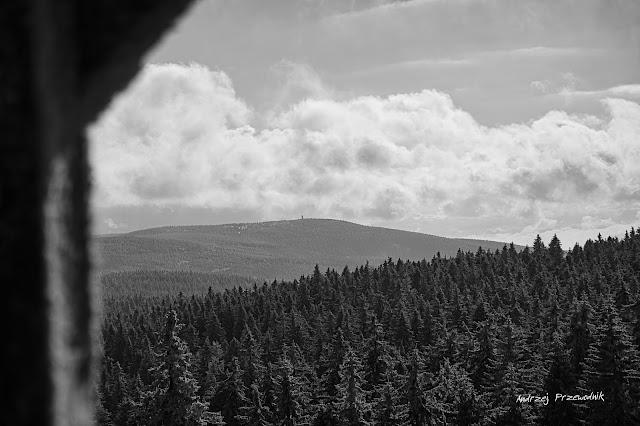 Wieża widokowa na Velké Deštné
