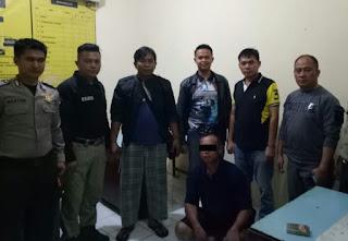Ventje, Pelaku Pengancaman Di Desa Wawontulap Diamankan Polisi