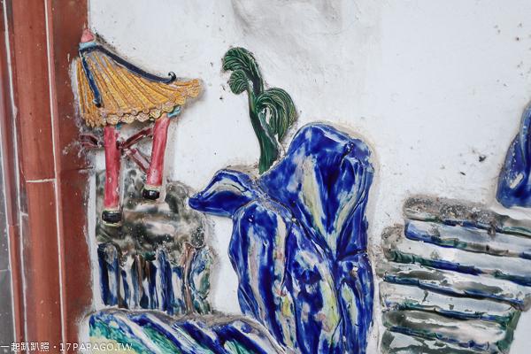 台中潭子|摘星山莊|台中市定古蹟|台灣十大民宅之首|雕梁畫棟|藝文展示|狀元抓周