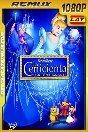 La Cenicienta (1950) 1080P Remux Latino – Ingles