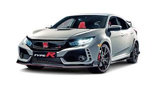 Honda Civic Type-R, siap ngebut di jalanan