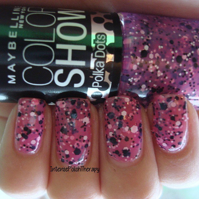 Maybelline - Pretty in Polka