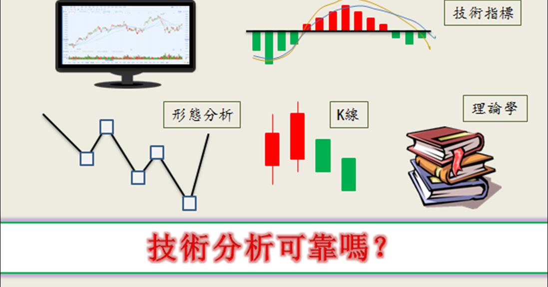 小弟投資分享區: 股票四大面向(二)技術面