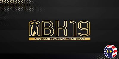 Live Streaming ABK Anugerah Bolasepak Kebangsaan 2019