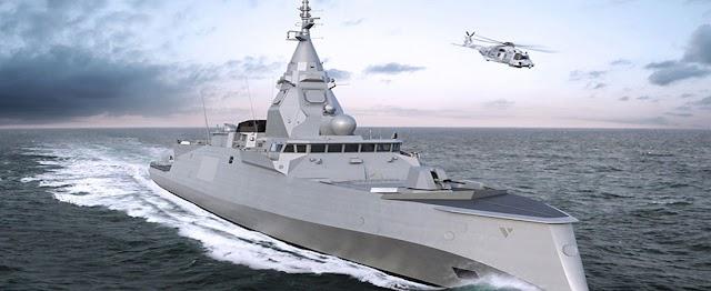 Όλη η γαλλική πρόταση για τις φρεγάτες-Τι ζητά το Πολεμικό Ναυτικό