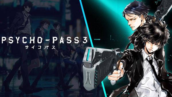 Psycho-Pass 3 Batch Episode 1 – 8 Subtitle Indonesia