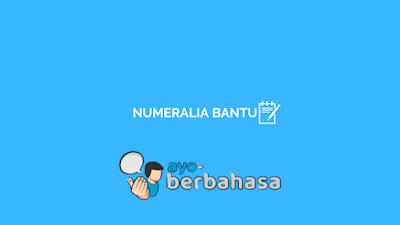 contoh kata bantu bilangan