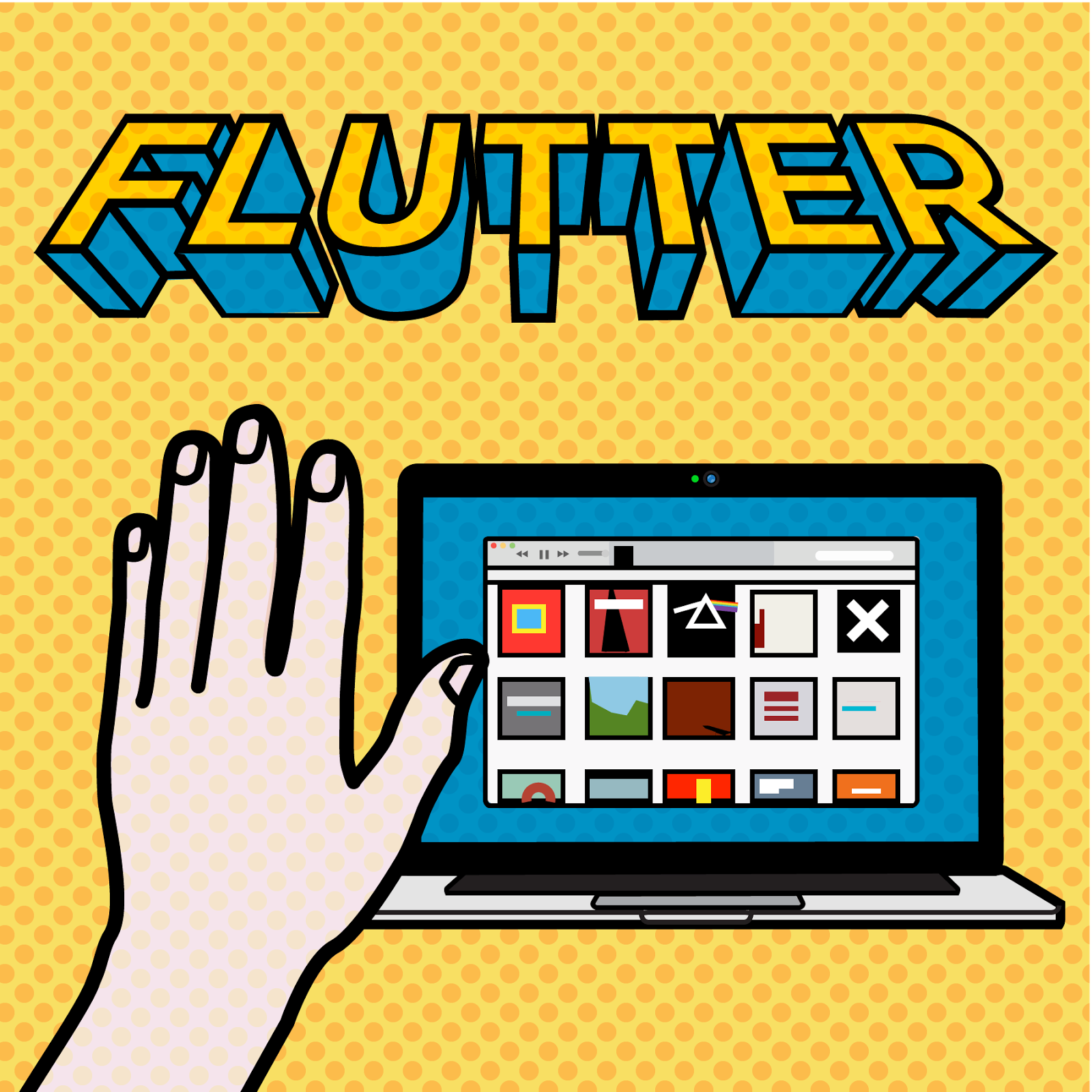Flutter Gesture Recognition App For PC Full Version Free