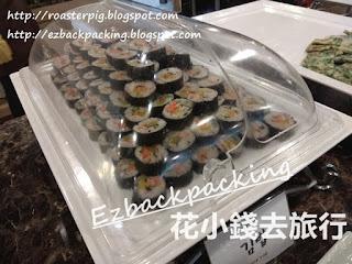 釜山南浦洞buffet