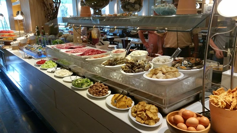 Inside Joy's World: Steamboat Buffet Lunch - Spice ... - photo#39