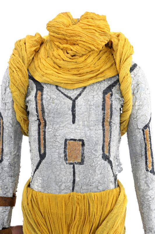 Star Trek Into Darkness Nibiran costume detail