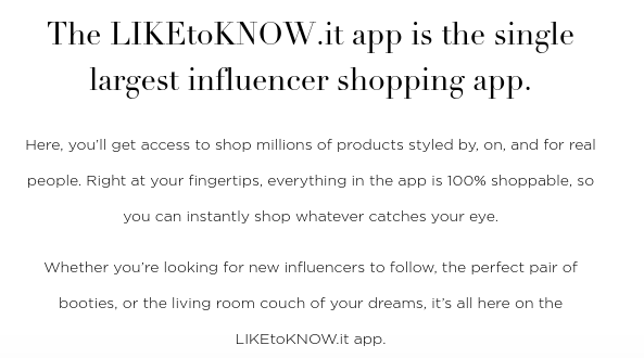 Affordable by Amanda, Tampa Blogger | How to Make Your First $100 on LIKEtoKNOW.it as an Influencer