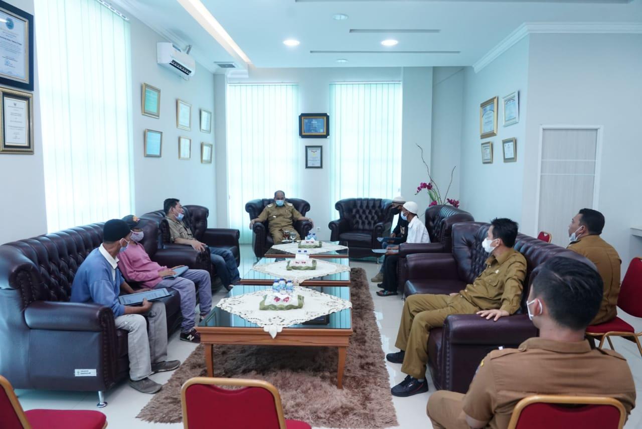 Pembangunan UINSU Tebingtinggi Terus Mengalir, Walikota Tebingtinggi : Kita Tinggal Menunggu Keputusan DPRD