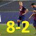 فضيحة مدوية لبرشلونة بخسارته أمام بايرن ميونخ بثمانية أهداف في دوري أبطال أوروبا (فيديو)