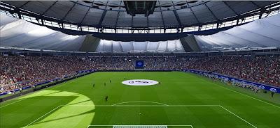 PES 2021 Stadium BC Place