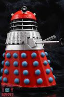Custom 'Mutation of Time' Red Dalek 13