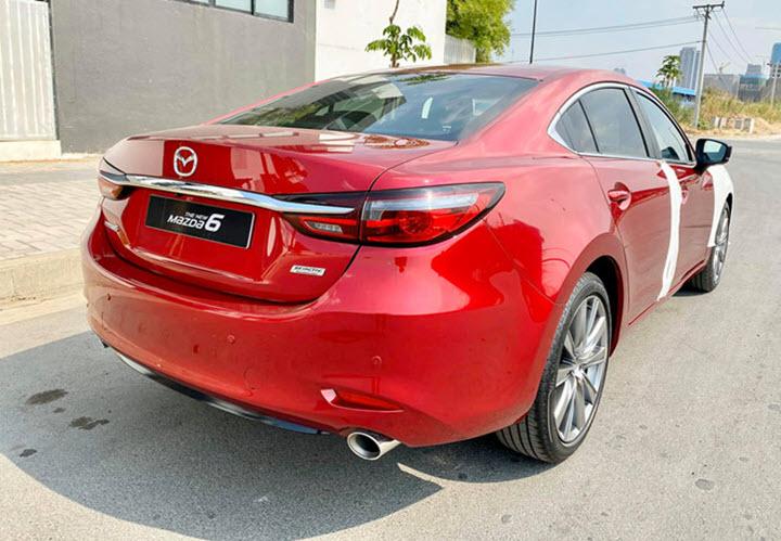 Mazda6 2020 bất ngờ xuất hiện tại Việt Nam