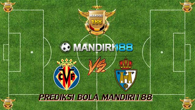 AGEN BOLA - Prediksi Villarreal vs Ponferradina 1 Desember 2017