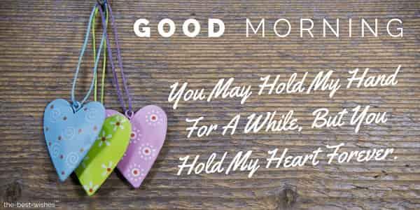 good morning my love wallpaper