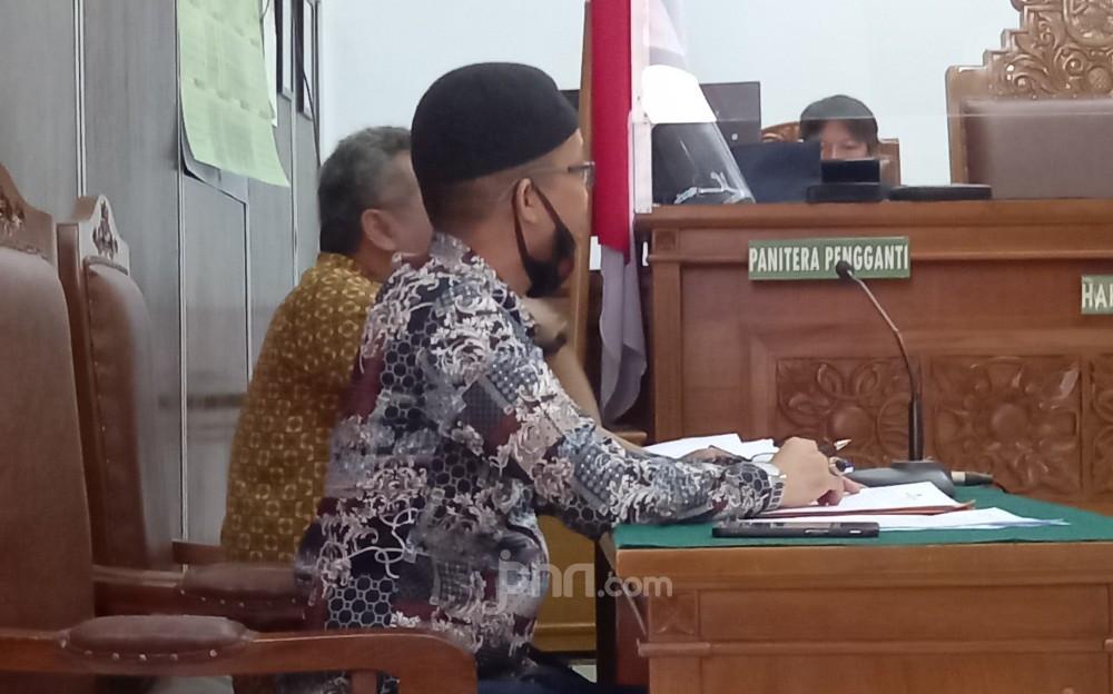Tegang! Suasana Tanya Jawab Pengacara Khadavi dan Ahli Pidana Termohon di Sidang Lanjutan