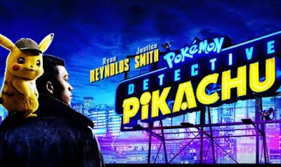 Film Pokémon Detective Pikachu 2019 Bluray