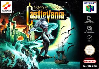 Jogo Castlevania Legacy of Darkness online N64