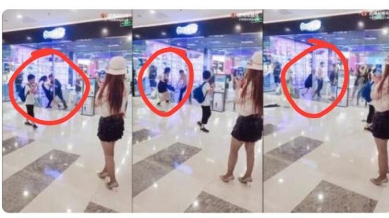 Viral Wanita Telanjangi Pacar di Mal, Ngamuk Gegera Tak Dibelikan Baju dan Sepatu