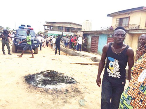 APC Political Thugs Clash In Lagos; Many Injured, Two Killed