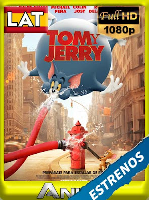 Tom y Jerry (2021) latino HD [1080P] [GoogleDrive] RijoHD