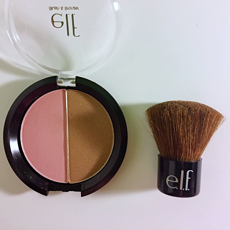 e.l.f. Bronzed Beauty Blush & Bronzer