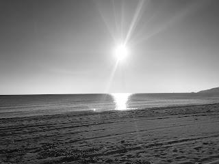 La plage de Pamplonne Saint-Tropez