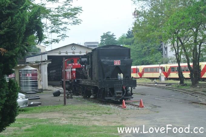 【嘉義東區】阿里山森林鐵路車庫園區(嘉義車庫園區)-典藏珍貴退休的阿里山火車-Alishan Forest Railway Chiayi Garage Park