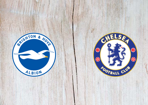 Brighton & Hove Albion vs Chelsea Full Match & Highlights 1 January 2020
