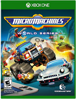 Micro Machines World Series Game Cover Xbox One