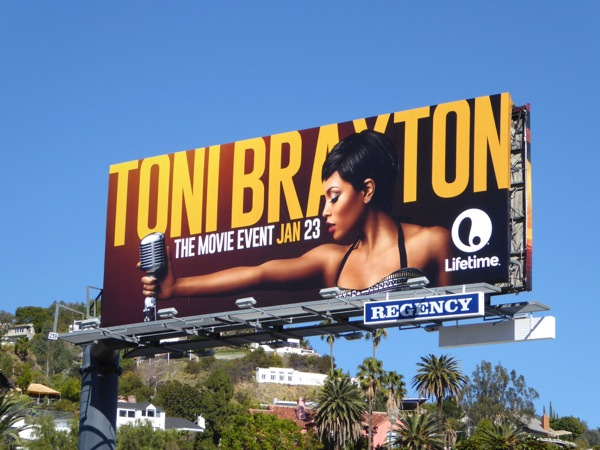 Toni Braxton Lifetime movie billboard
