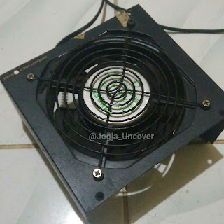 Fan filter udara