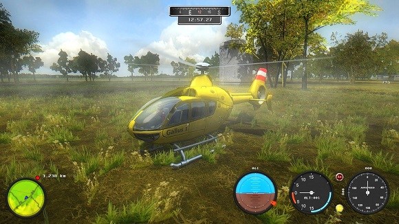 Rescue Helicopter Game online free,no download