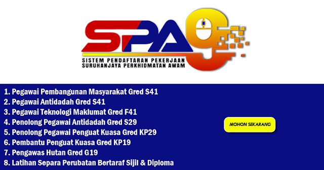 suruhanjaya perkhidmatan awam malaysia julai 2021
