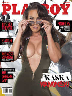 Playboy Sudafrica – Enero 2019