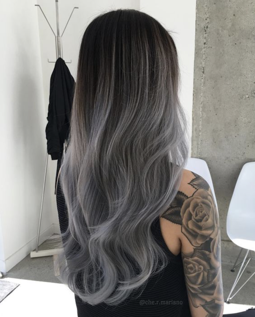 2019 ombre hair color ideas