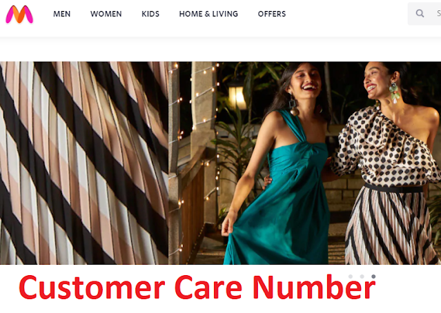 myntra customer care number india