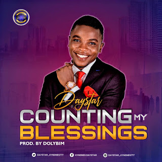 DOWNLOAD MP3: Daystar – Counting My Blessings