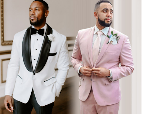 5 Trendy Suit You'll Want To Buy For Your Man