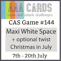 https://aaacards.blogspot.com/2019/07/cas-game-144-maxi-white-space-optional.html?utm_source=feedburner&utm_medium=email&utm_campaign=Feed%3A+blogspot%2FDobXq+%28AAA+Cards%29