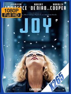 Joy (2015) H265  [1080p] Latino [Google Drive] Panchirulo