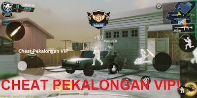Cheat Call of Duty Mobile APK Rilis Terbaru 2019 (Situs Cheat Pekalongan VIP!)