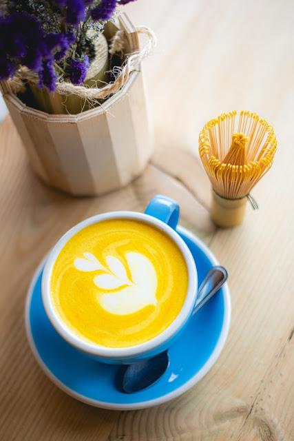 Turmeric Coffee, Kopi Nikmat Beribu Manfaat