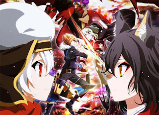 Chaos Dragon: Sekiryuu Senyaku – Todos os Episódios
